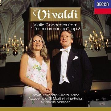 國際中文版 248 韋瓦第 調和的靈感 小提琴協奏曲選 CD (音樂影片購)