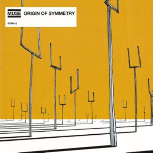 謬思合唱團 對稱的起源 CD Muse Origin of Symmetry ^(音樂影片
