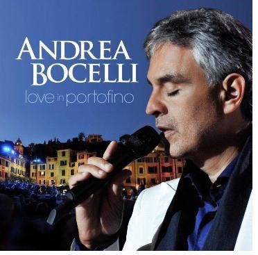 安德烈波伽利 情定義大利 精裝盤 CD附DVD Andrea Bocelli Love In Portofino (音樂影片購)