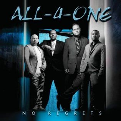 合而為一合唱團 無怨無悔 專輯CD All-4-One No Regrets 重唱西城男孩抒情代表作 (音樂影片購)