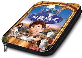 料理鼠王 精裝超值版 DVD 內附鐵盒 迪士尼皮克斯動畫 (音樂影片購)