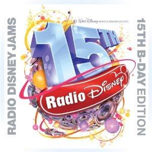 迪士尼電台紅歌15週年紀念特輯CD Radio Disney Jams 15th B-Day Edition 小賈斯汀 (音樂影片購)
