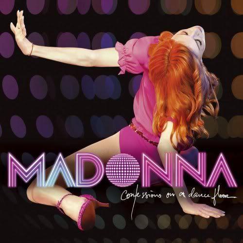 瑪丹娜 娜 語 錄 CD Madonna Confessions On A Dance F