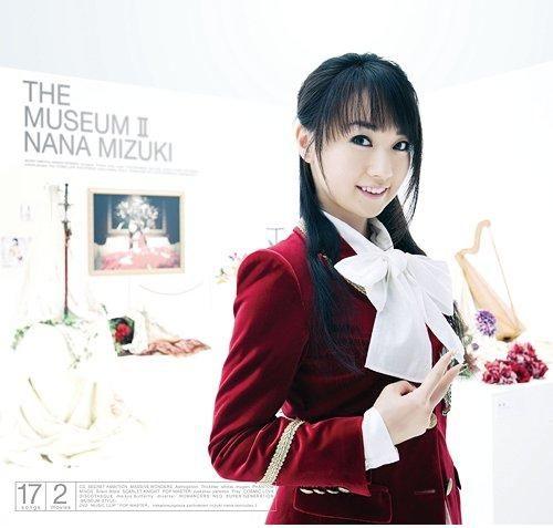 水樹奈奈 / THE MUSEUM II CD附DVD (音樂影片購)