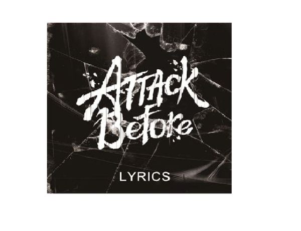 Attack Before 迷失裂痕 For Ambrosia CD People Like Us Are Different The Year (音樂影片購)