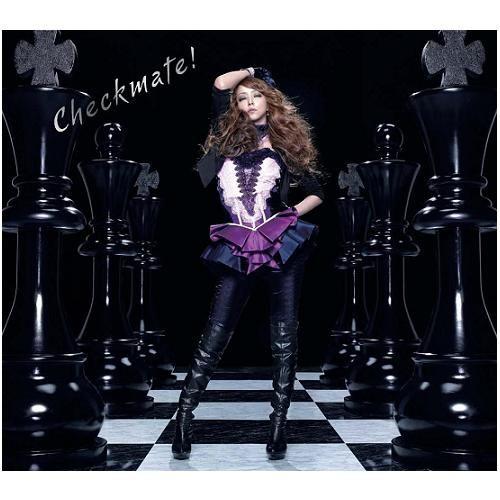 安室奈美惠 全面征服! 專輯CD Only版 namie amuro CheckmateAI &土屋安娜 山下智久(音樂影片購)