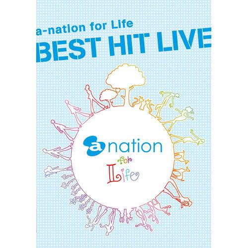 合輯 a-nation夏日聯合國 for Life 最愛精選演唱會 DVD for Life BEST HIT LIVE (音樂影片購)