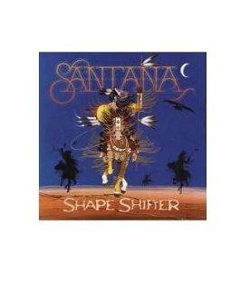 山塔那 千變萬化 CD Santana Shape Shifter搖滾名人殿堂吉他大帝Canela (音樂影片購)