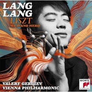朗朗 我的鋼琴英雄 李斯特鋼琴作品集CD Lang Lang Liszt My Piano Hero 古典鋼琴演奏(音樂影片購)