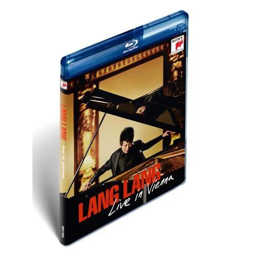 郎朗 維也納音樂會現場實況3D版 藍光BD Lang Lang Live in Vienna 朗朗鋼琴演奏會 (音樂影片購)