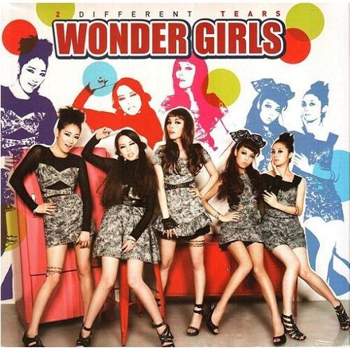 Wonder Girls 2 Different Tears亞洲寫真特別版專輯CD 豪華精裝版 超值收錄11曲WonderGirls
