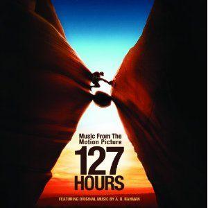 127小時 電影原聲帶CD OST 127 Hours 貧民百萬富翁金獎導演與AR拉曼再度聯手 (音樂影片購)