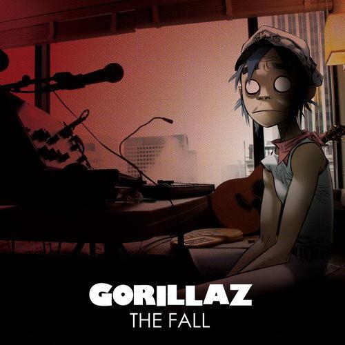 街頭霸王 秋遊記 專輯CD Gorillaz The Fall 虛擬樂團 阿D魔頭小麵洛胖Phoner To Arizona(音樂影片購)