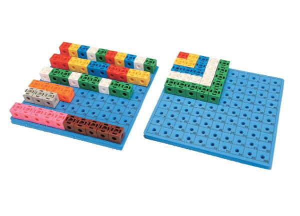 【智高 GIGO】教具系列 加法與乘法數字板 #1163 ( 智高系列單筆消費滿千元,再送積木接合器or積木筆 )