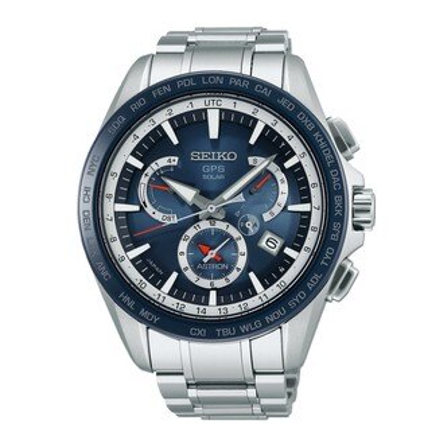 SEIKO ASTRON8X53不鏽鋼錶款/8X53-0AD0B/SSE053J1