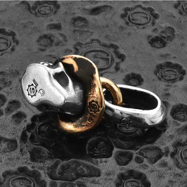 【現貨商品】【STARLINGEAR】漁夫帽骷髏純銀墜飾 (STP072BHSkull  0761090000) 1