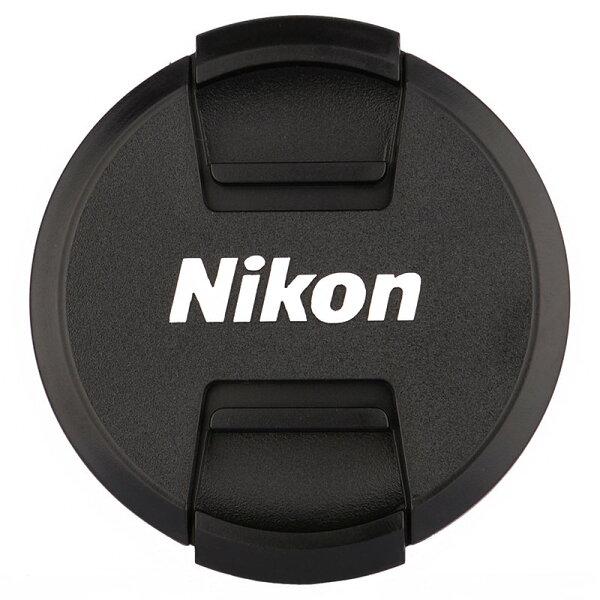 ◎相機專家◎ CameraPro 82mm NIKON款 中捏式鏡頭蓋(附繩可拆) 質感一流 平價供應 非原廠