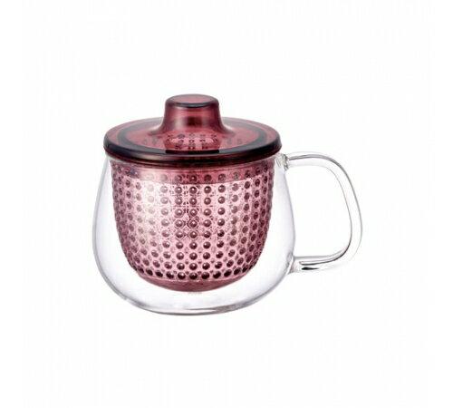【預購】日本KINTO Unimug 沖茶即享杯 (紅) - 限時優惠好康折扣