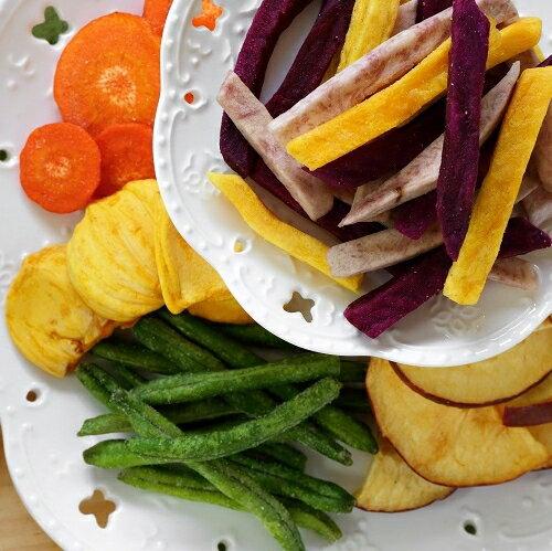 超脆蔬果脆片5包
