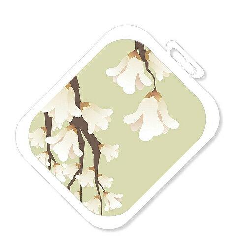 韓國奈米銀抗菌小砧板(水彩花卉)