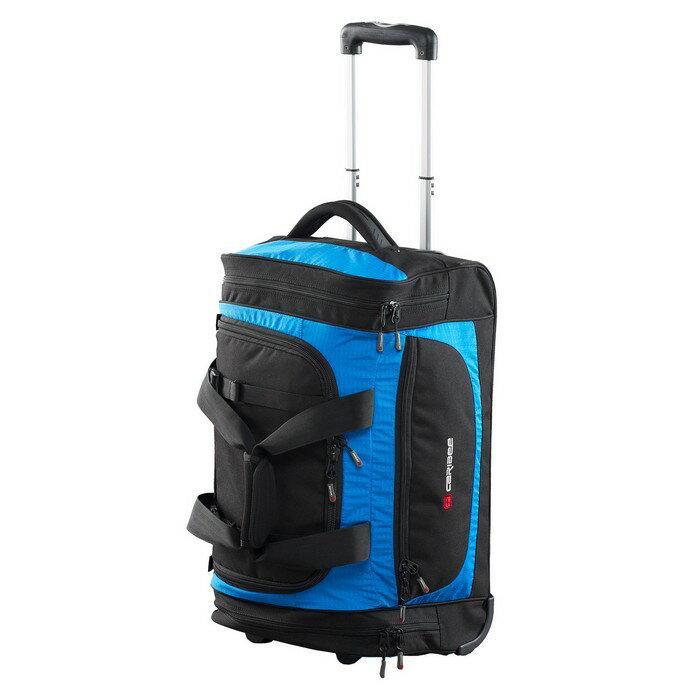 Caribee Scarecrow DX 55 Wheeled Trolley Gear Bag 1