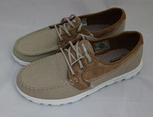 [陽光樂活] SKECHERS (女) 健走系列 On The Go 走路鞋  休閒鞋 - 13840NAT