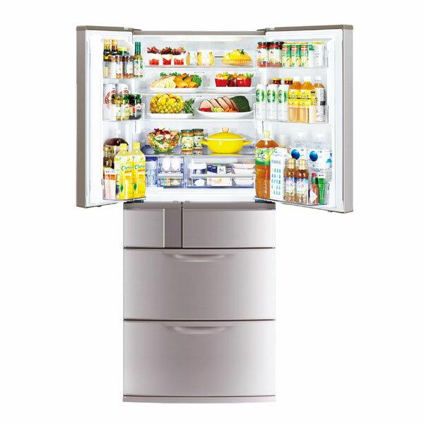 MITSUBISHI 三菱 635公升變頻六門電冰箱 MR-JX64W-N  / MRJX64W **免運費+基本安裝+舊機回收**