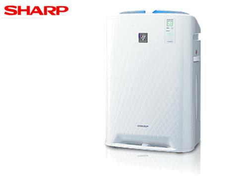 SHARP夏普自動除菌離子水活力加濕清淨機(KC-A60T)