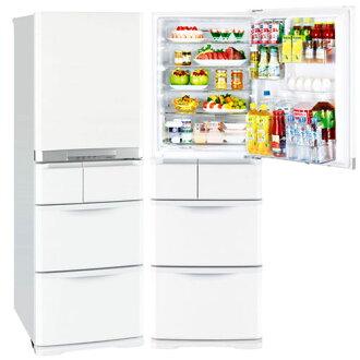★回函贈★MITSUBISHI三菱 420公升日製五門變頻電冰箱 MR-B42T / MRB42T **免費基本安裝**