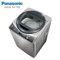 Panasonic 國際牌商品推薦PANASONIC 國際牌10公斤ECONAVI超變頻系列洗衣機 NA-V100YBS-S **免運費+基本安裝+舊機回收**