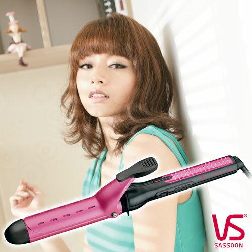 沙宣 32毫米高效透氣溫控捲髮夾 VSCD119PIW **免運費**