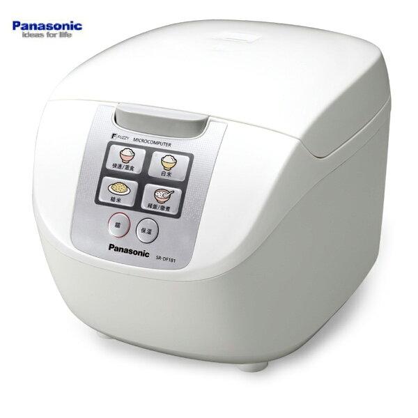 Panasonic 國際牌 十人份微電腦電子鍋 SR-DF181 / SRDF181 **免運費**
