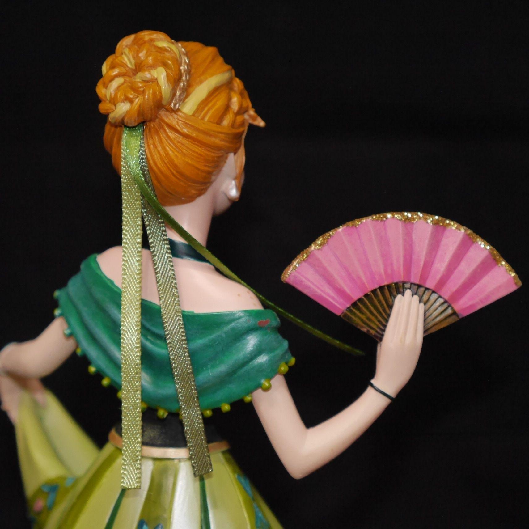 冰雪奇緣安娜Anna公主*精品/裝飾/擺飾/玩具《美國Enesco精品,迪士尼典藏超精美人偶》【曉風】 4