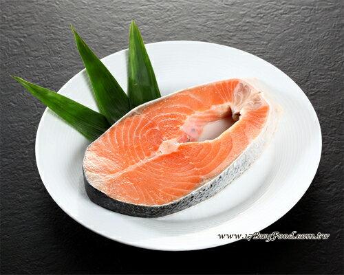 鮭魚切片/350-500克(片) 0