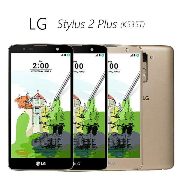 LG Stylus 2 Plus(K535T) 5.7吋大螢幕雙卡機(LTE+2G)~送保護貼+側掀皮套+16G記憶卡