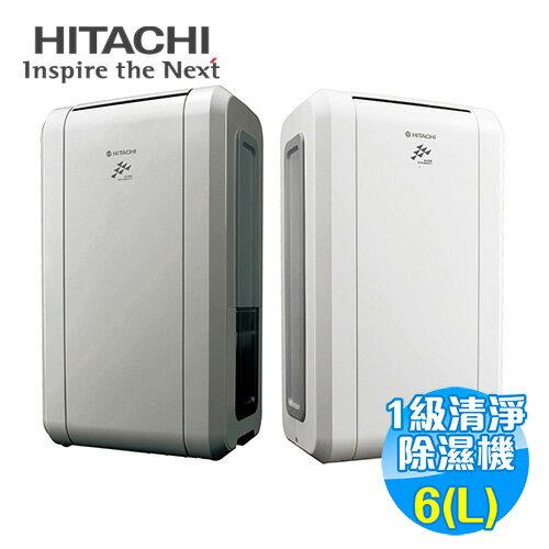 【預購】日立 HITACHI 6公升 銀負離子感溫除濕機 RD-12FG/RD-12FS