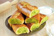 《查理布朗》湯普斯大蒜麵包3條(自取/消費滿$1500台北市區可免運外送到府) 1