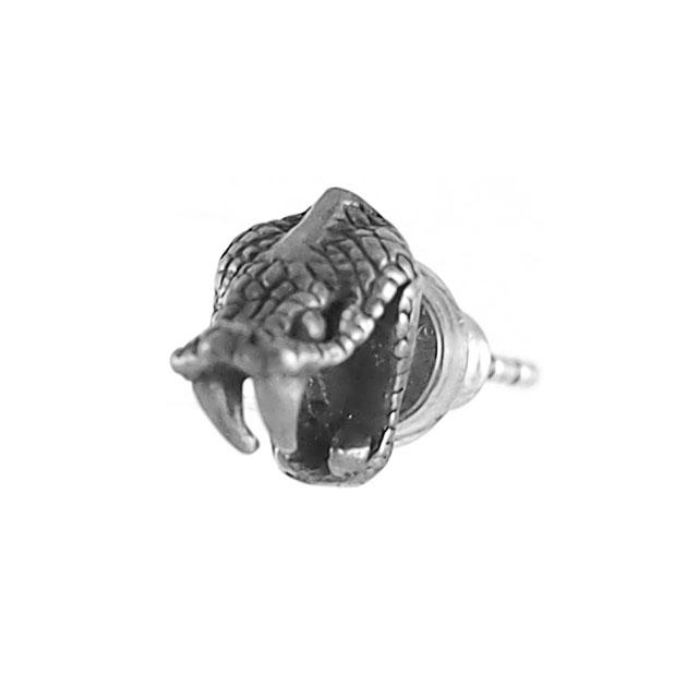 【現貨商品】【MAD CULT】Tiny 眼鏡蛇頭純銀耳環 (MAD-P-11  0769700000) 0