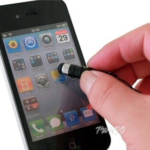 ◆電容式觸控筆◆3.5mm耳機孔吊飾型/防塵/手寫筆/電容筆FOR: Sony Ericsson Xperia PLAY