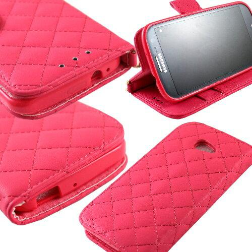 KooPin HTC Butterfly S 蝴蝶S 手提格格系列 側掀可立式皮套