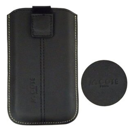 COSE 真皮(小牛皮) Acer beTouch E140 抽拉式手機套(磁鐵吸附式)『免運優惠』