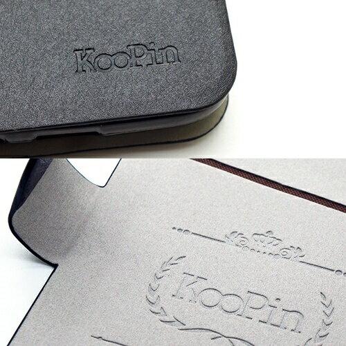 KooPin Samsung Galaxy Core Lite G3586 璀璨星光系列 立架式側掀皮套