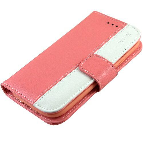 KooPin Apple iPhone 5 5S 真皮系列 可立式側掀皮套◆ ^!防水防塵