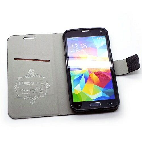 Redberry SAMSUNG Galaxy S5 ^(i9600^) 甜漾簡約 立架式