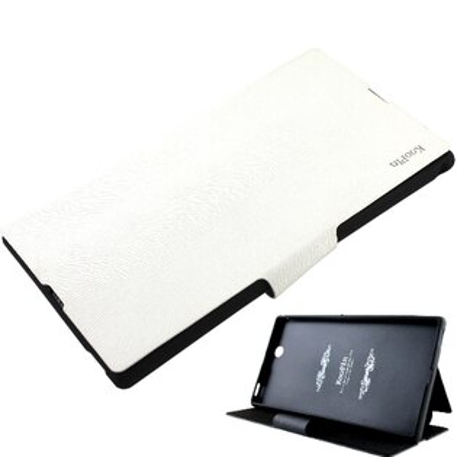 KooPin SONY Xperia Z Ultra /ZU (XL39h) 6.4吋 貂紋薄型 可立式側掀皮套