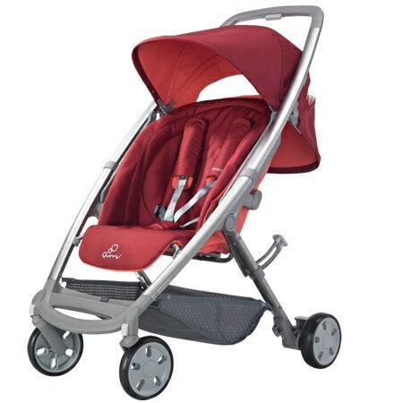 ★衛立兒生活館★Quinny Senzz 嬰幼兒手推車+贈MAXI-COSI CabrioFix 提籃(顏色隨機出貨)