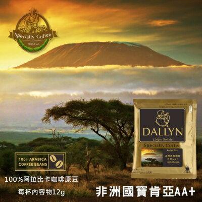 【DALLYN 】肯亞AA濾掛咖啡100入袋 Kenya AA   | DALLYN世界嚴選莊園 1