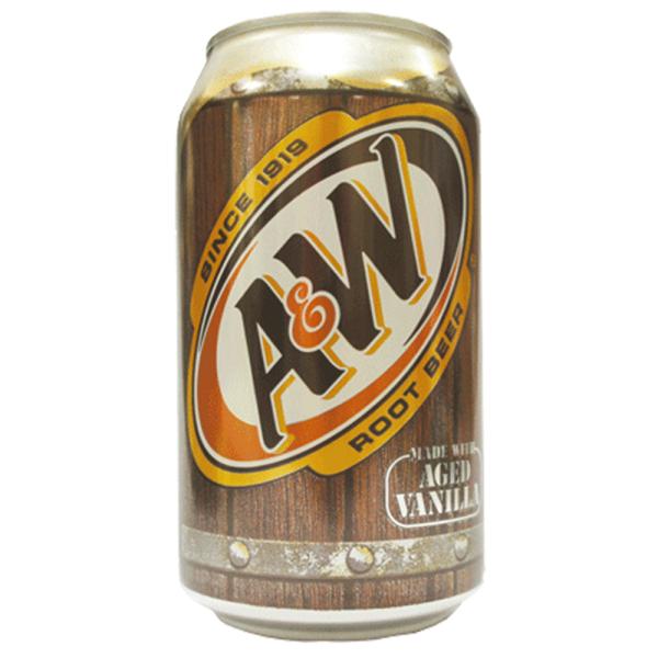 美國進口 A&W 麥根沙士(355mlx12瓶)