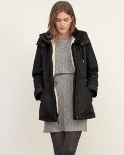 【LA STORES】Abercrombie & Fitch 風衣外套