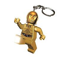 玩具反斗城 LEGO 樂高 星際大戰-C3PO鑰匙圈